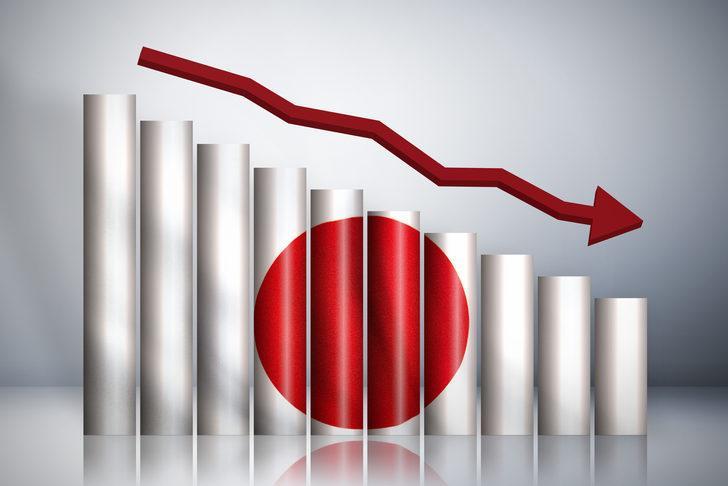 Japonya ekonomisinde güven 10 yılın en düşüğünde