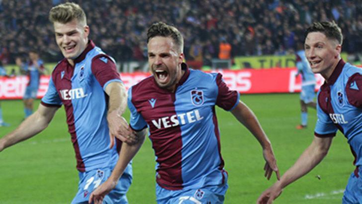 Trabzonspor'un transferde gözü İngiltere'de