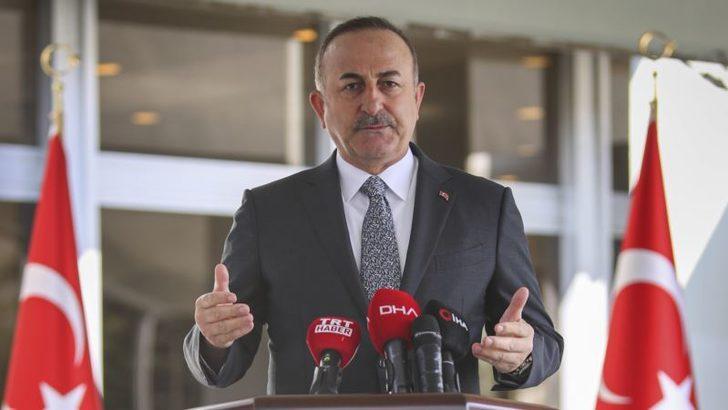 Türkiye Almanya Fransa ve İngiltere Dışişleri Bakanları'ndan Toplantı