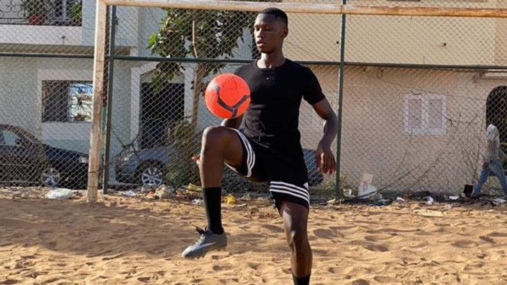 Muhammed Sow, Türkiye'de futbol oynamak istiyor