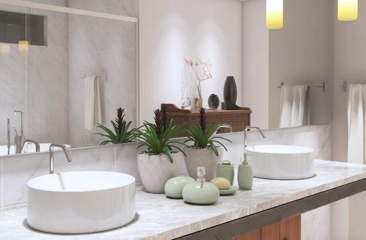 En çok bu banyo dolapları ve aynalar tercih ediliyor! İşte o modeller!