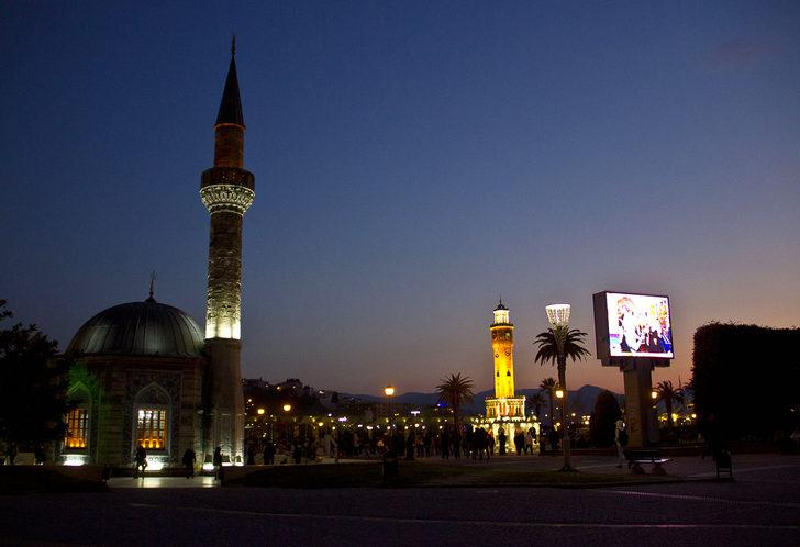 İzmir'de camilerden 'Çav Bella' çalınması olay olmuştu! Bir kişi gözaltına alındı