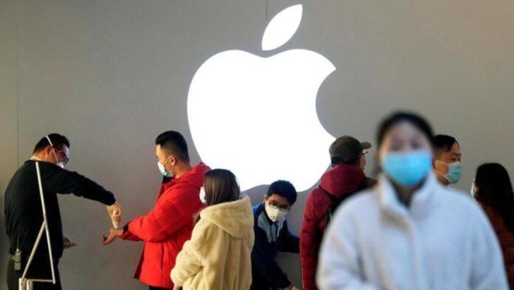 Apple Store hizmete girdi! İşte Apple'ın aldığı tedbirler