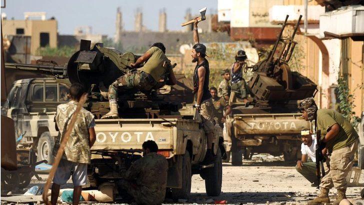 Bloomberg: Libya'da Hafter güçleri, Türk hedeflerine 'Libya tarihinin en büyük hava saldırısını' başlatma tehdidinde bulundu