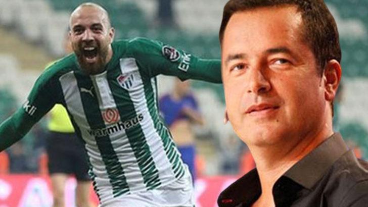 Sercan Yıldırım'dan Fenerbahçe itirafı
