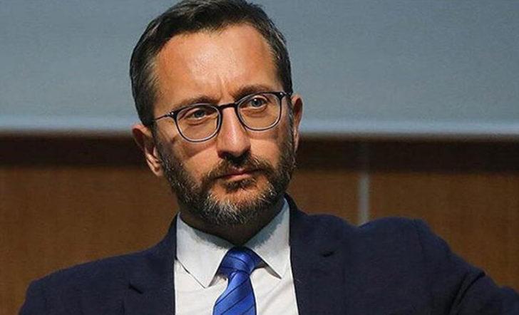 İletişim Başkanı Altun'dan CHP'li Özel'e 'İstanbul Sözleşmesi' yanıtı