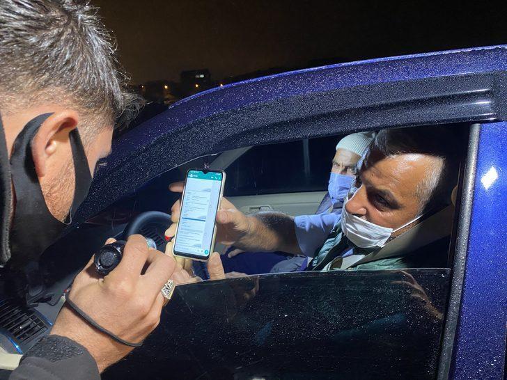 İçişleri Bakanlığı duyurdu: Telefonlara gelen onay mesajı seyahat izin belgesi olacak