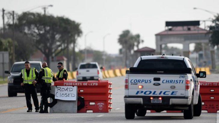 Teksas'taki Askeri Üsse Saldırıya Terör Soruşturması