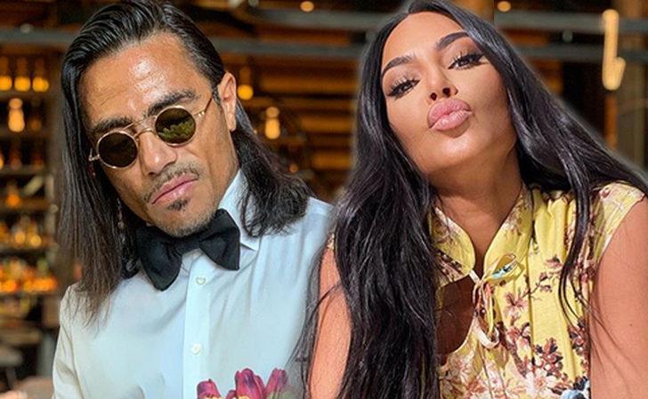 Nusret Gökçe'den lahmacuna 'Ermeni pizzası' diyen Kim Kardashian'a gönderme!
