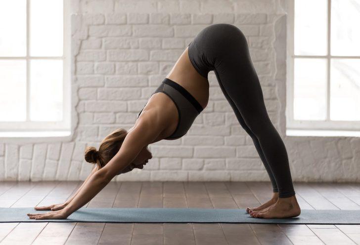Balerin gibi olmanızı sağlayacak 8 basit egzersiz!