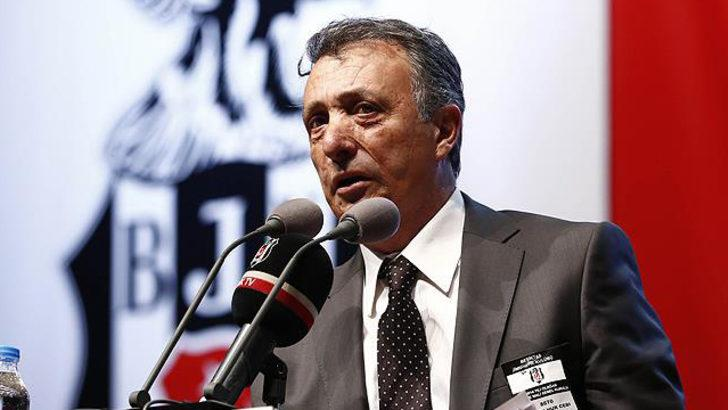 Beşiktaş Başkanı Ahmet Nur Çebi'nin son testi negatif