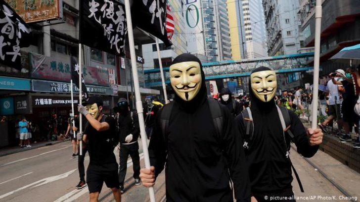 Çin'den Hong Kong için yeni yasa girişimi