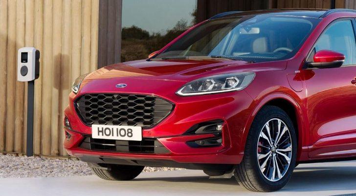Yeni Ford Kuga Türkiye'ye geldi, dikkat çeken fiyatı belli oldu!