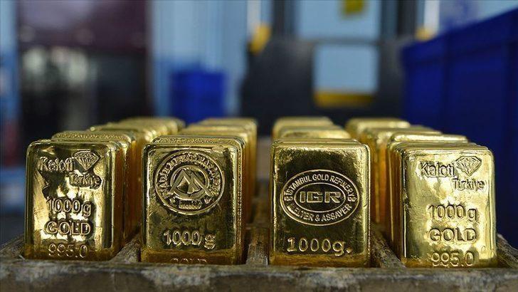 Ons altın 2,000 doların altına indi