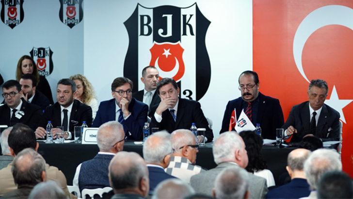 Beşiktaş'tan açıklama: Başkanımızın testi negatif sonuçlanmıştır