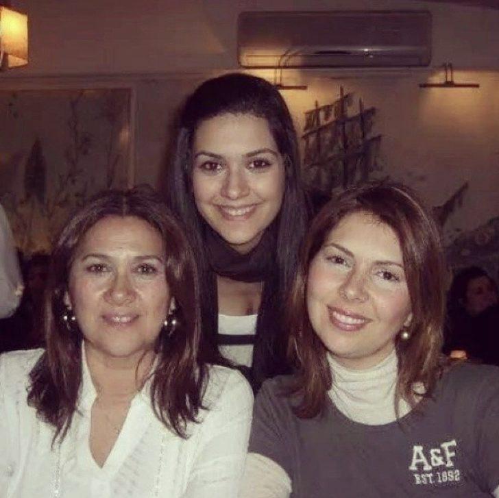 Bergüzar Korel ablası Zeynep Korel'le barıştı