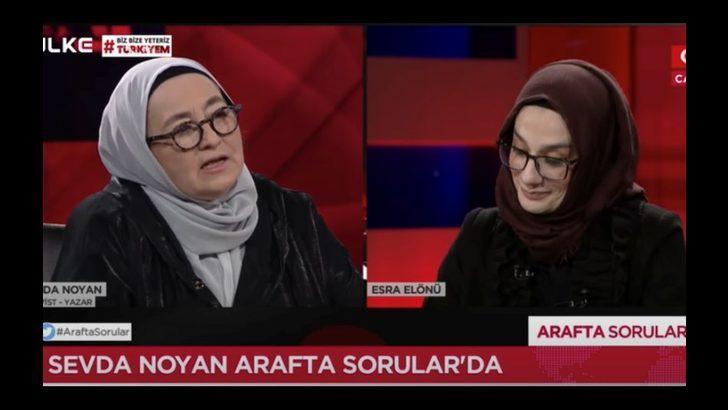 Sevda Noyan: RTÜK, Ülke TV'ye 3 kez program durdurma cezası verdi