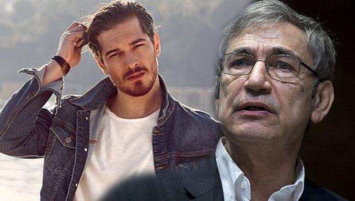 Orhan Pamuk'un 'Masumiyet Müzesi' diziye uyarlanıyor