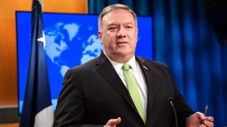 Son dakika! ABD'den Ayasofya açıklaması: Müze olarak kalmalı