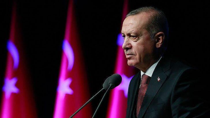 Cumhurbaşkanı Erdoğan'dan koronavirüs paylaşımı: Teyakkuz halinde olacağız