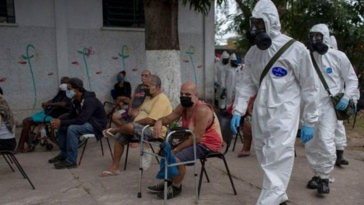 Koronavirüs: Salgının yeni merkezi Latin Amerika mı?
