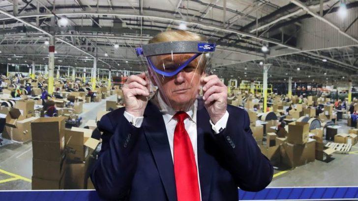 """Trump'tan Valilere """"İbadet Yerlerini Açın"""" Uyarısı"""