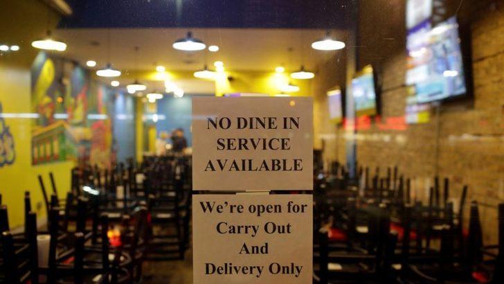 ''Amerikalılar'ın Çoğu Restoranlara Gitmeye Hazır Değil''