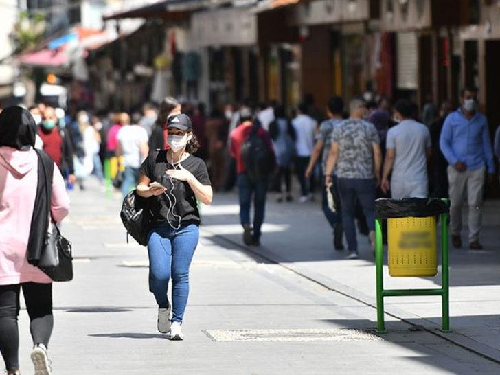 Erzurum Valisi duyurdu! Maske uygulaması kent geneline yayıldı