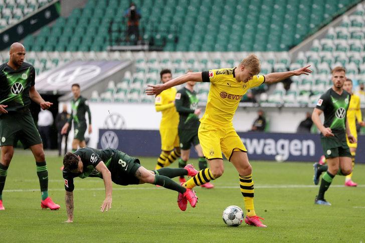 ÖZET | Wolfsburg - Borussia Dortmund maç sonucu: 0-2