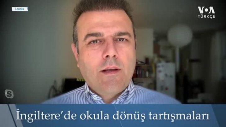 İngiltere'deki Türk Okullarında Corona Döneminde Eğitim