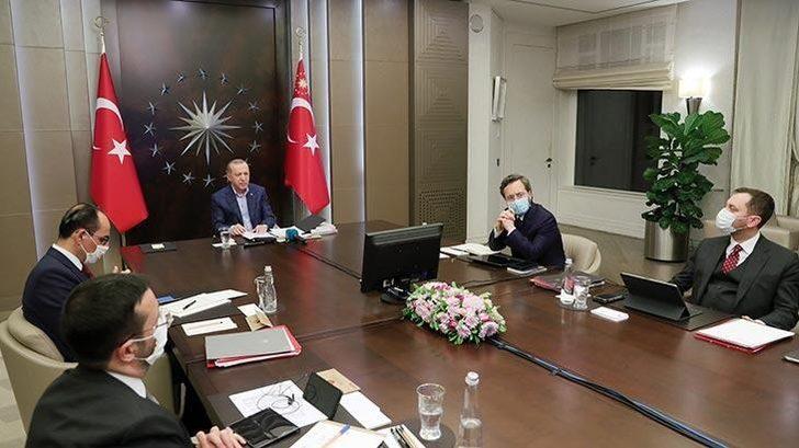 Cumhurbaşkanı Erdoğan: Yeni bir gönül seferberliği başlatıyoruz