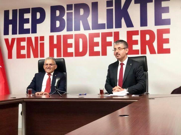 Siyasi parti başkanları, telekonferans ile bayramlaştı