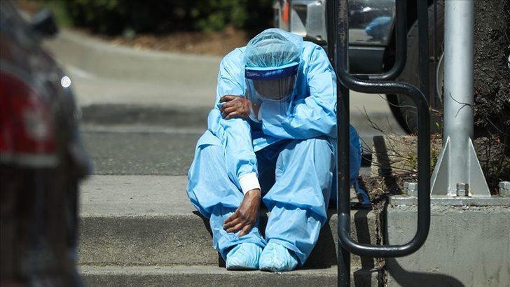 ABD'de ölü sayısı bir günde 839 arttı!