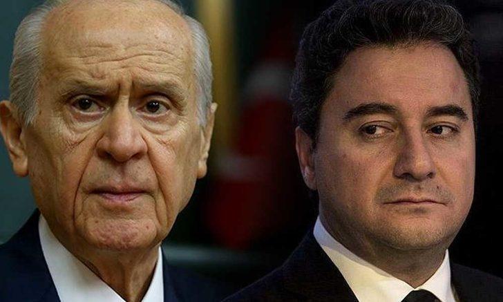 Ali Babacan'dan Bahçeli'nin sözlerine canlı yayında sert cevap: Deli saçması