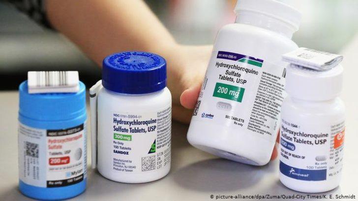 ABD'den Brezilya'ya 2 milyon doz sıtma ilacı