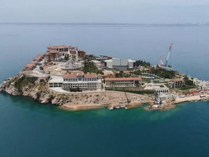 Demokrasi ve Özgürlükler Adası'nın açılışına Bahçeli de katılacak