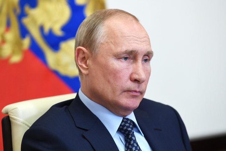 Putin: Rusya'da salgın zirve noktasını geçti