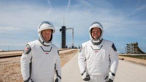 SpaceX ve NASA 9 Yıl Sonra Uzaya Astronot Gönderiyor