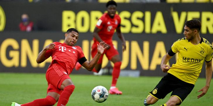 ÖZET | Borussia Dortmund - Bayern Münih: 0-1