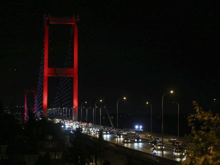 İstanbul'da trafik yoğunluğu yüzde 20'ye ulaştı