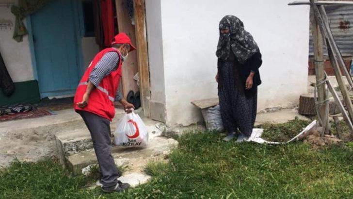 Mesut Özil'in gönderdiği yardımlar bayramın son günü dağıtıldı