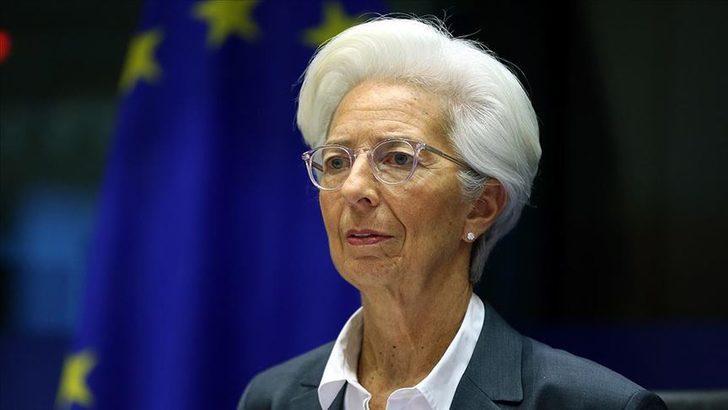 ECB Başkanı ekonomik daralmaya yönelik tahminini revize etti