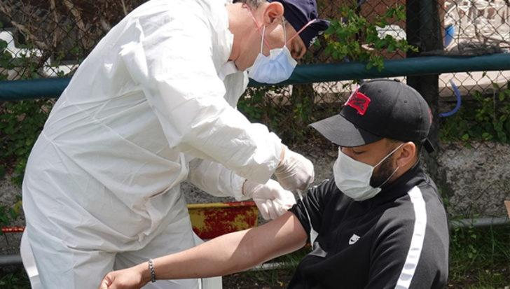 Gençlerbirliği'nde koronavirüs testi yapıldı