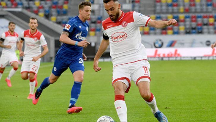 ÖZET | Fortuna Düsseldorf - Schalke 04 maç sonucu: 2-1
