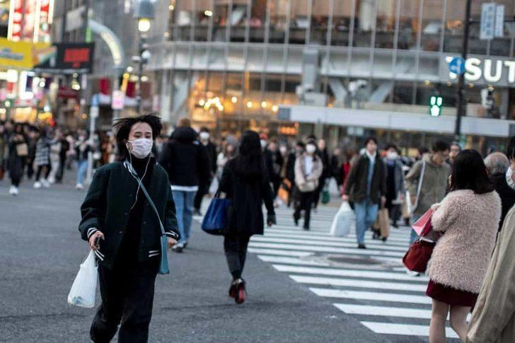 Japonya, tatile çıkacaklara günlük 20 bin yen finansal destek verecek