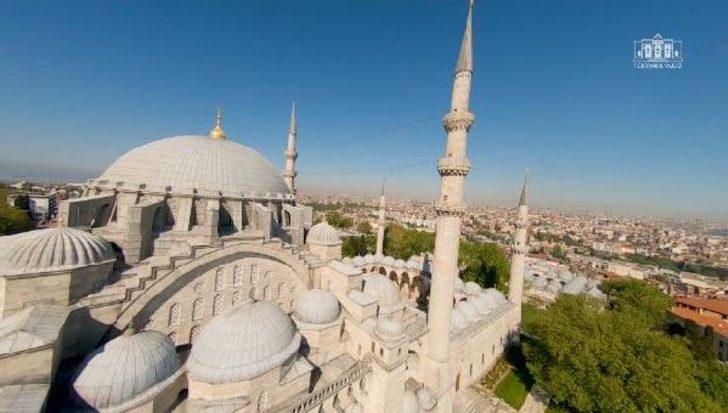İşte İstanbul'da cuma namazı kılınabilecek camiler
