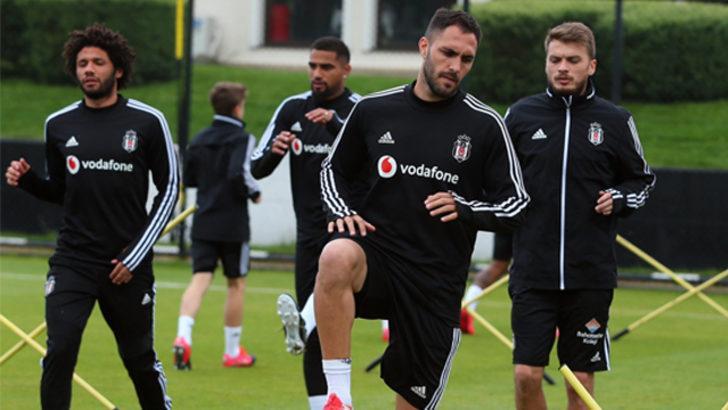 Beşiktaş'ta koronavirüs testleri negatif çıktı