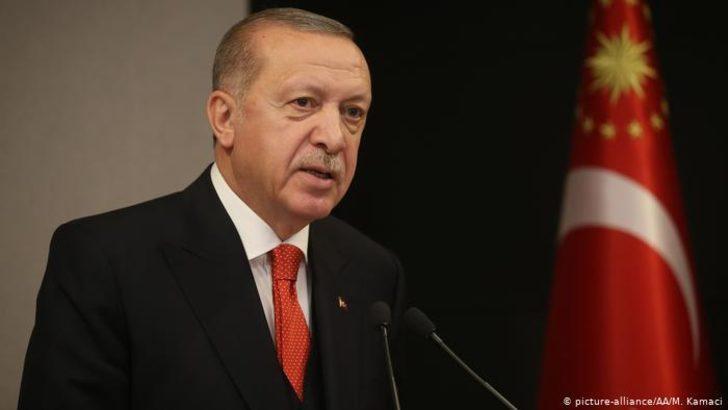 Erdoğan: Libya'nın meşru hükümetine desteğimiz artarak devam edecek
