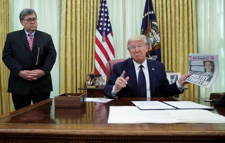 Son dakika! Trump, sosyal medya kararnamesini imzaladı