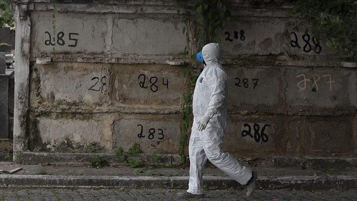 Brezilya ve Meksika'da koronavirüsten ölenlerin sayısı yükseliyor